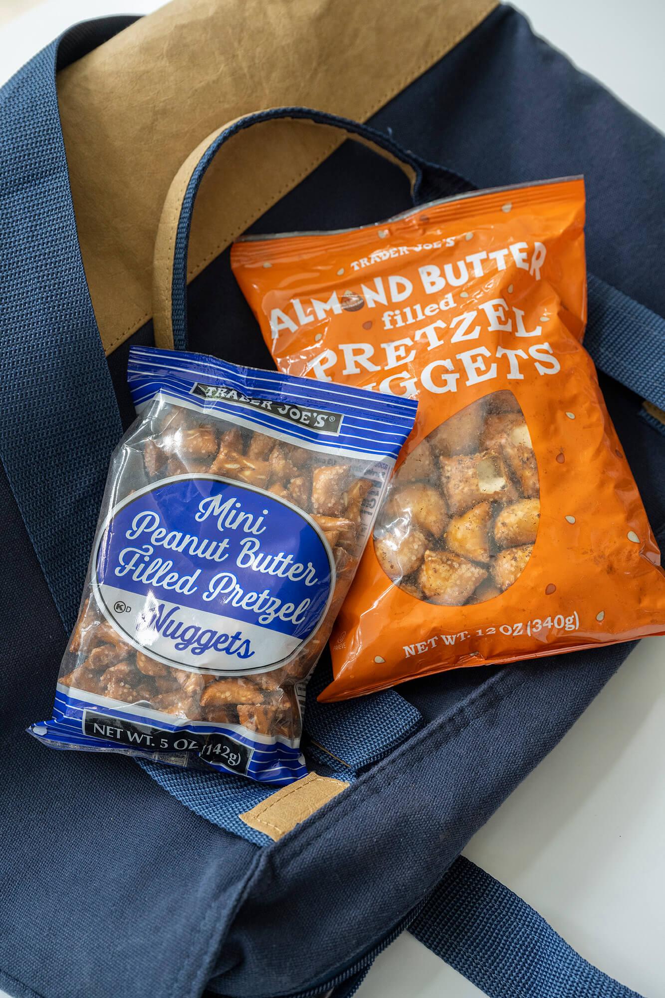 Trader Joe's Pretzel Nuggets