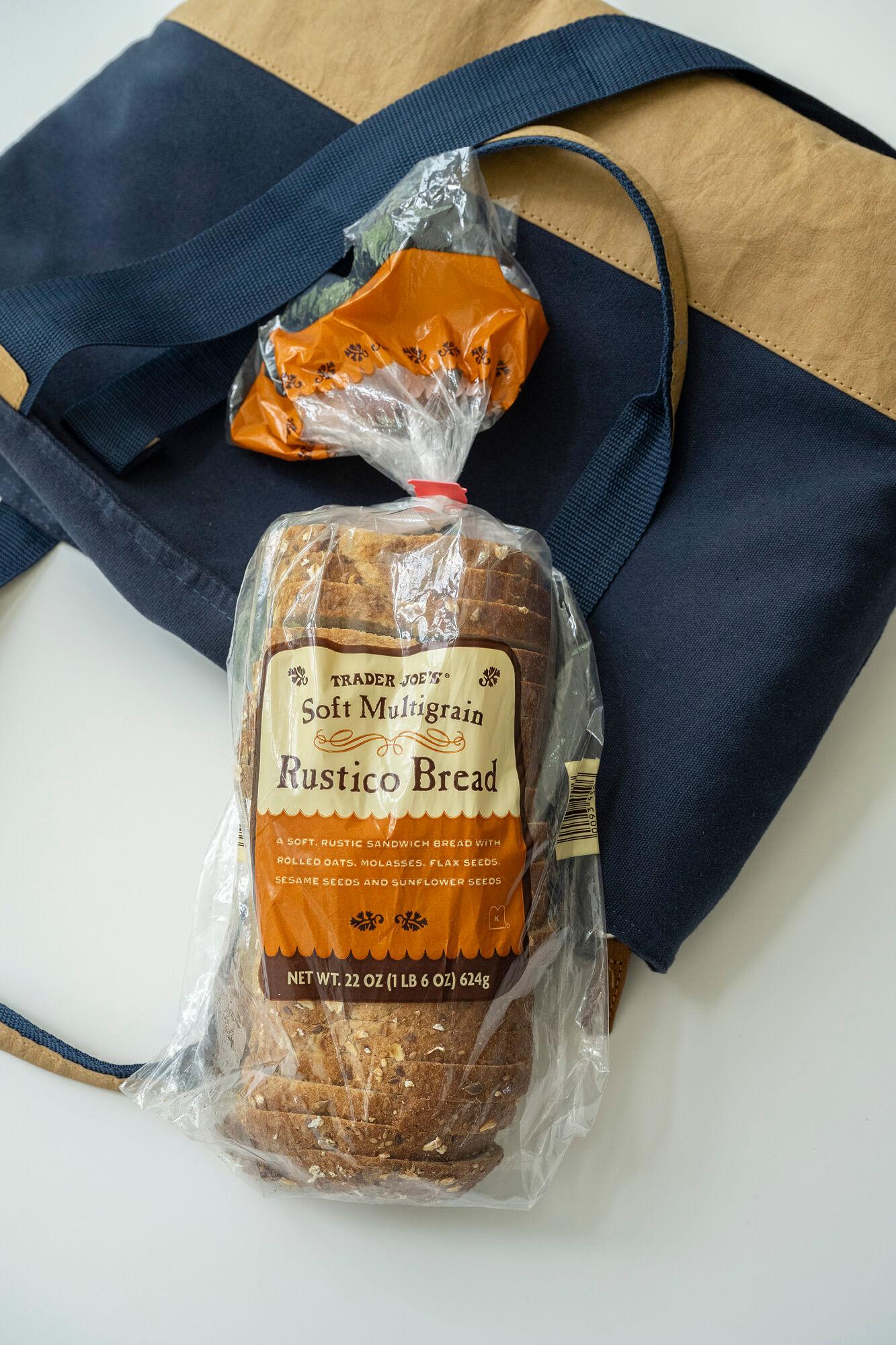 Trader Joe's Rustico Bread