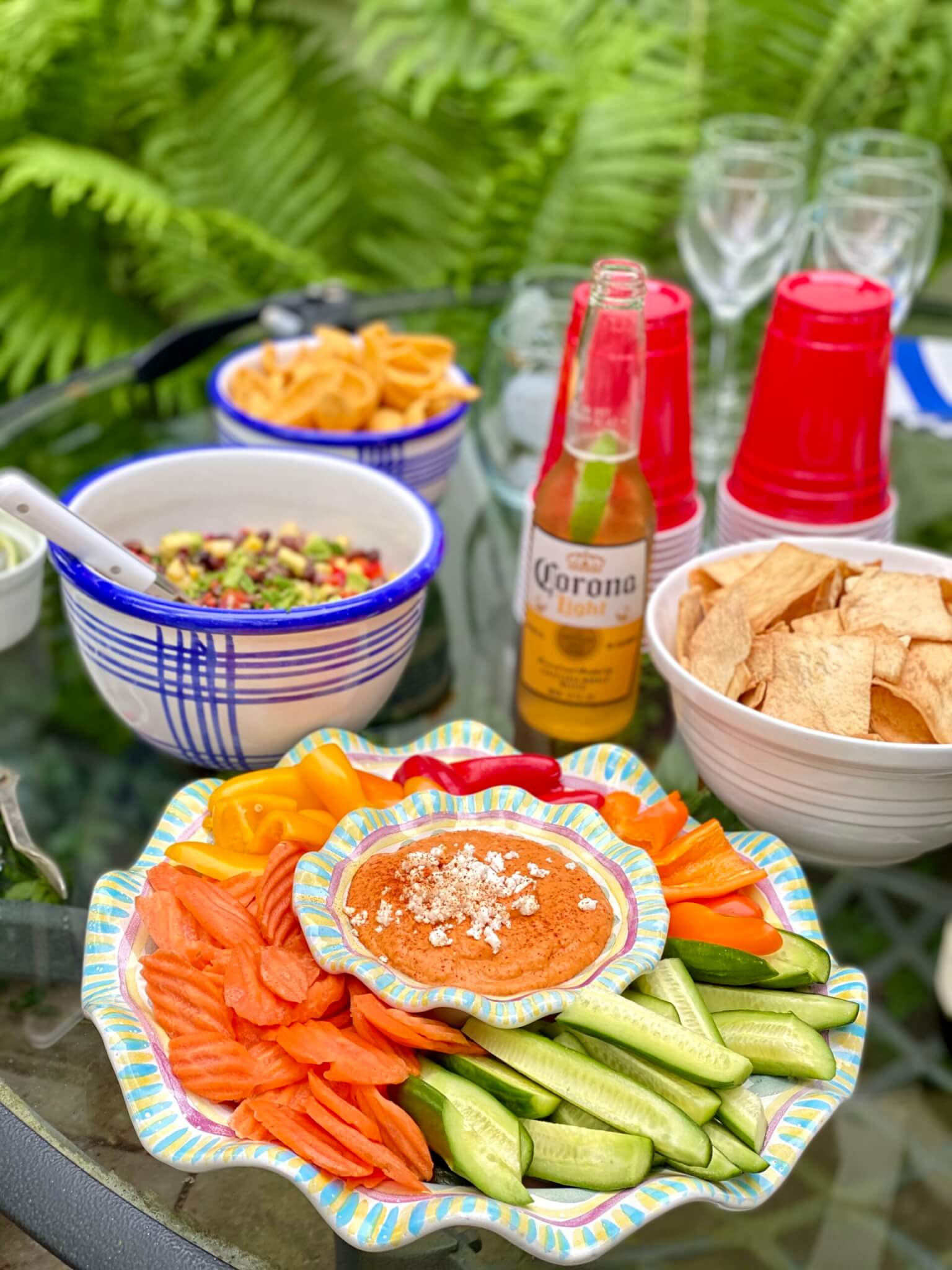 Afew key ingredients add eye-catching color and incredible flavor to this classically creamy, protein-rich dish. And whileperfect as a filling snack or easy appetizer, hummus can be enjoyed in other unexpected ways!