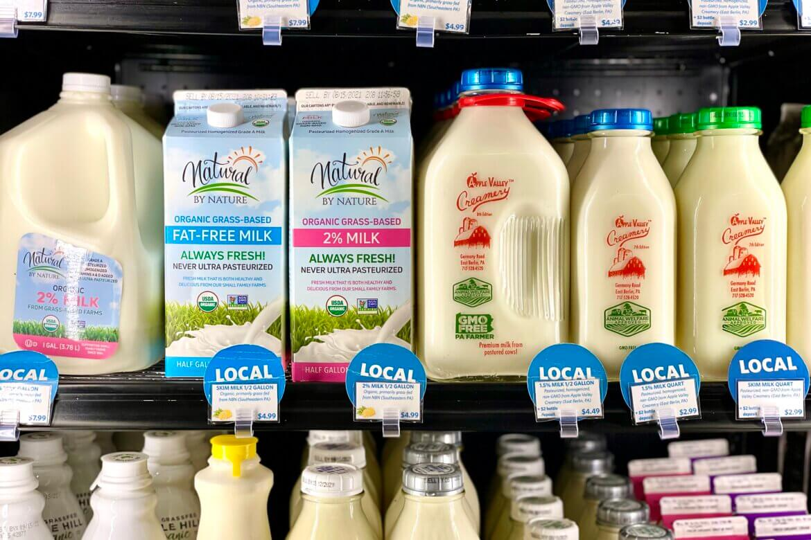 Why are people avoiding dairy?
