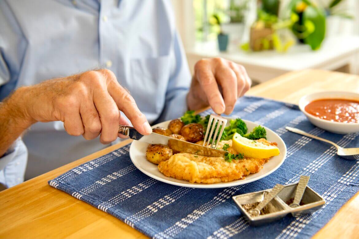 Nutrition in the Golden Years
