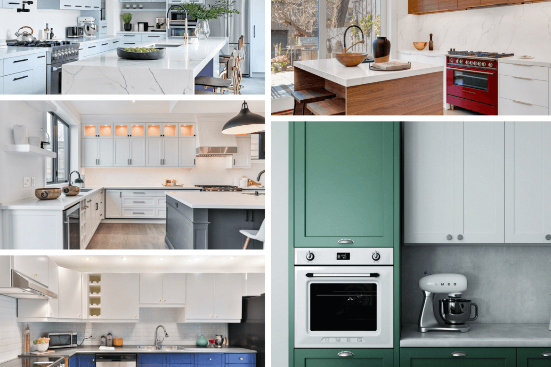Kitchen Cabinet Ideas Feature