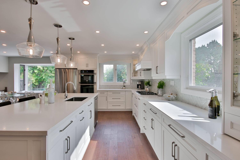 White Kitchen Design Trends